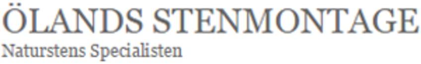 Ölands Stenmontage logo
