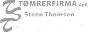 Tømrerfirmaet Steen Thomsen ApS logo