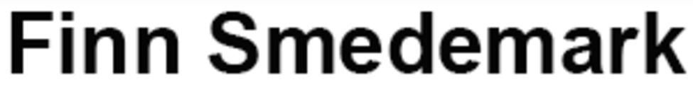 Finn Smedemark logo