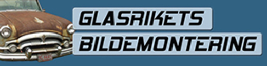 Glasrikets Bildemontering AB logo