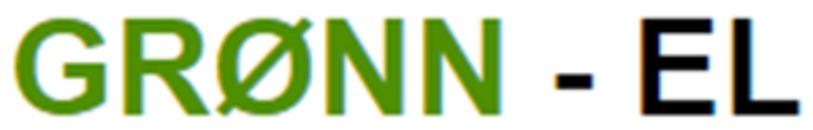Grønn El logo