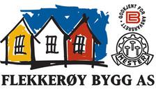 Flekkerøy Bygg AS logo