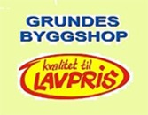 Grundes Byggshop AS logo