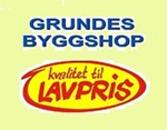 Grundes Byggshop AS logo