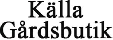 Källa Gårdsbutik logo