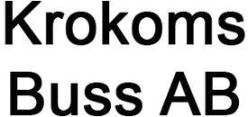 Krokoms Buss AB logo