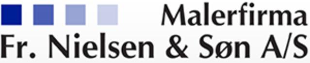 Malerfirmaet Fr. Nielsen & Søn A/S logo