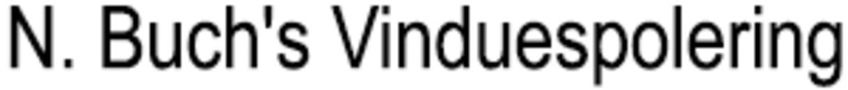 N. Buch's Vinduespolering logo