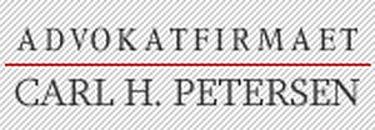Advokatfirmaet Carl. H. Petersen logo