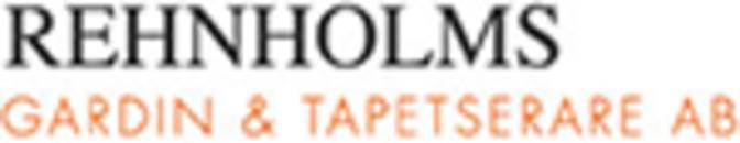 Rehnholms Gardin & Tapetserare AB logo