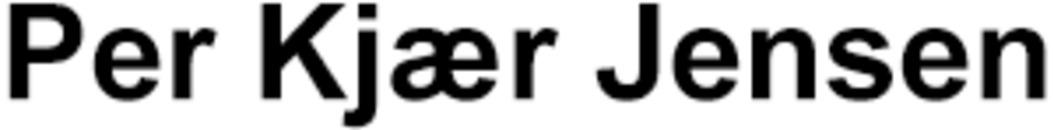 Per Kjær Jensen logo