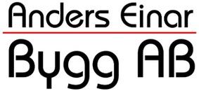 Anders Einar Bygg AB logo