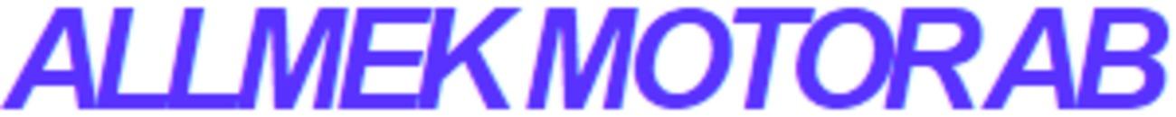 Allmek Motor AB logo