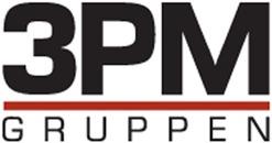 3pm-Gruppen AB logo