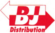 B J Distribution AB logo