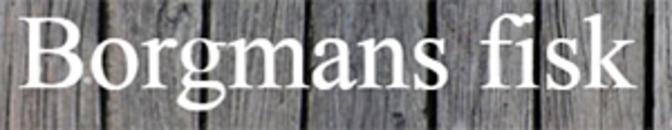 Borgmans Fisk logo
