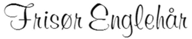 Frisør Englehår logo