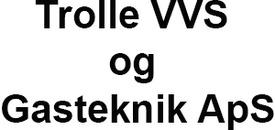Trolle VVS og Gasteknik ApS logo