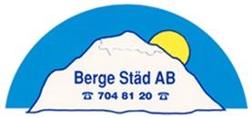 Berge Städ AB logo