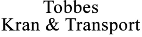 Tobbes Kran & Specialtransport AB logo