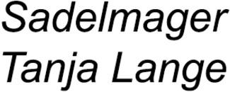 Sadelmager Tanja Lange logo