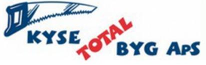 Kyse Total Byg ApS logo