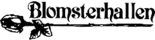 Blomsterhallen logo