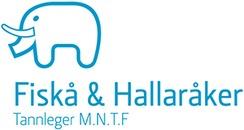 Tannlegene Fiskå og Hallaråker AS logo