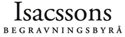 Isacssons Begravningsbyrå AB logo