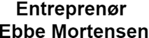 Entreprenør Ebbe Mortensen logo