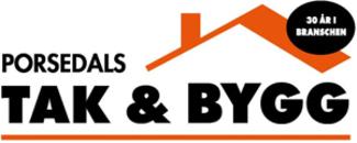 Porsedals Tak & Bygg AB logo