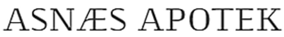 Asnæs Apotek logo