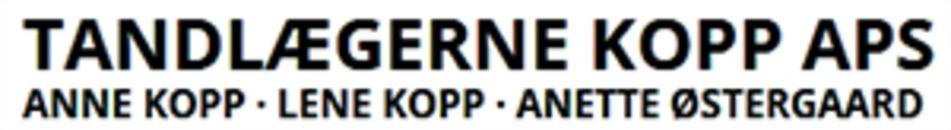 Tandlægerne Kopp ApS logo