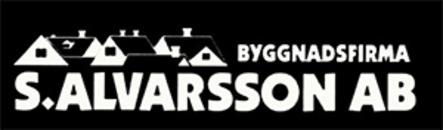 Byggnadsfirma S. Alvarsson AB logo