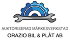 Orazio Bil & Plåt AB logo