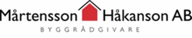 Mårtensson & Håkanson Byggrådgivare AB logo
