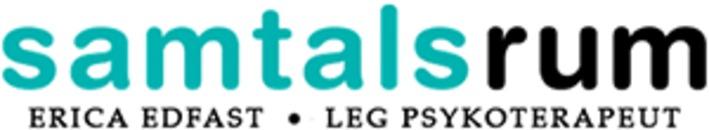 Samtalsrum Erica Edfast logo