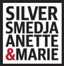 Silversmedja Anette & Marie logo