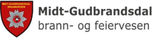 Midt-Gudbrandsdal Brannvesen logo