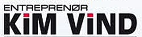 Kim Vind Maskinstation & Entreprenør ApS logo
