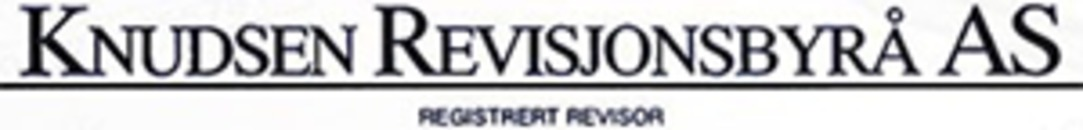 Knudsen Revisjonsbyrå AS logo
