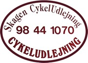 Skagen CykelUdlejning logo