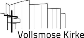 Vollsmose Kirke logo
