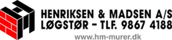 Henriksen & Madsen A/S logo