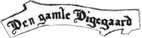 Den gamle Digegaard logo
