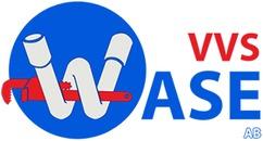 Wase VVS AB logo