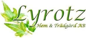 Lyrotz Hem & Trädgård logo