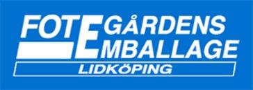 Fotegårdens Emballage logo