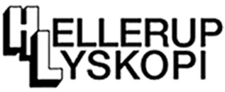 Hellerup Lyskopi logo