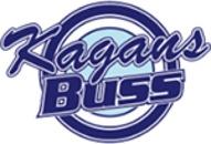 Kagans Buss logo